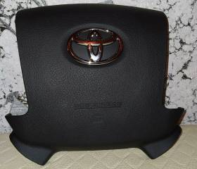 Toyota Land Crusier airbag
