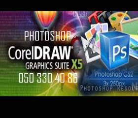 Corel Draw, Photoshop  Kursları