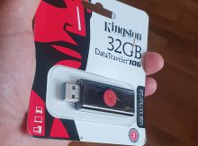 Fləşkart Kingston 32 GB Usb 3.0 DT106